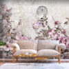 Adhesive wallpaper - Floral Meadow