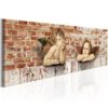 Canvas Print : Angels Relaxation HQ prints