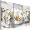 Canvas Print : Blooming Orchids I HQ prints