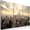 Canvas Print : Evening in New York HQ prints