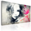Canvas Print : Mysterious Look HQ prints