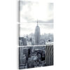 Canvas Print : New York: Empire State Building HQ prints
