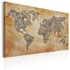 Canvas Print : Postcards from the World HQ prints