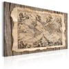 Canvas Print : The Map of the Past HQ prints