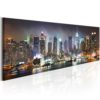 Canvas Print : White reflections in New York HQ prints